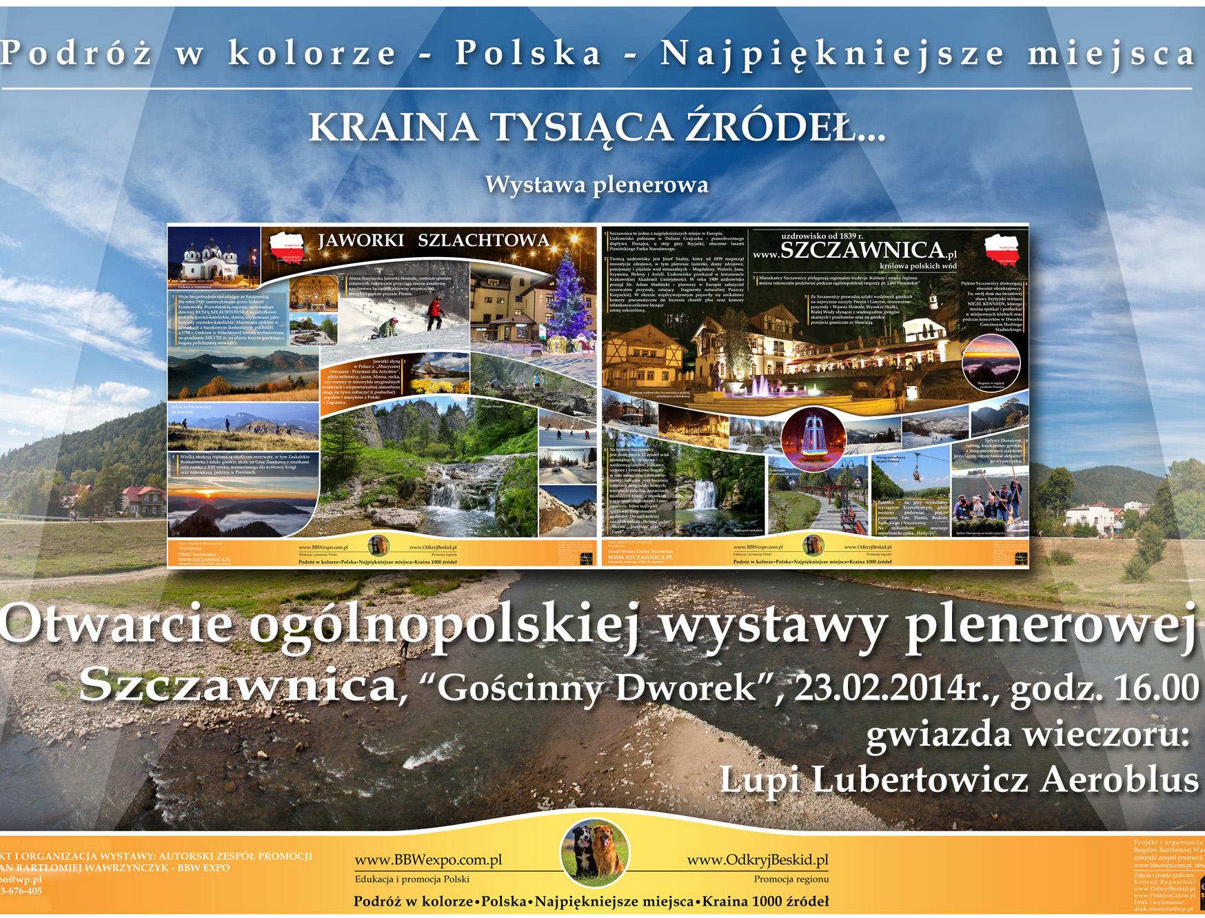 Kraina 1000 Źródeł - Małopolska cz. 2